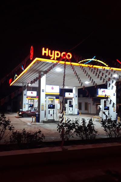 Benzin İstasyonları Montaj Bakım